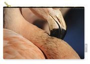 Pink Flamingo 8 Carry-all Pouch