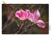 Pink Flower Tree Blossoms No. 247 Carry-all Pouch