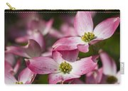 Pink Flowering Dogwood - Cornus Florida Rubra Carry-all Pouch