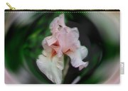 Pink Iris Energies Carry-all Pouch