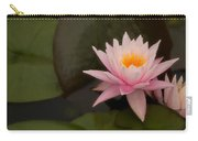 Pink Lilly Carry-all Pouch