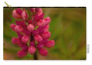 Pink Lupine Carry-all Pouch