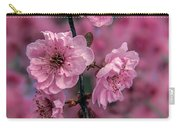 Pink On Pink Carry-all Pouch by Robert Bales