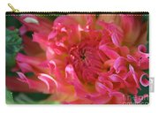 Pink Petal Flames Carry-all Pouch
