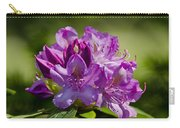 Pink Petals On The Trail Carry-all Pouch