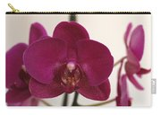 Pink Phalaenopsis Orchid  Carry-all Pouch