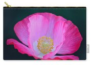 Pink Poppy 2 Carry-all Pouch