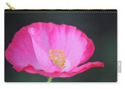 Pink Poppy 3 Carry-all Pouch