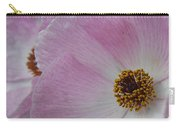Pink Prickly Poppy Carry-all Pouch