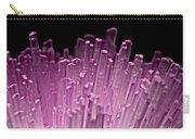 Pink Quartz Carry-all Pouch