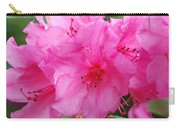 Pink Rhody Carry-all Pouch