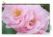 Pink Roses II Carry-all Pouch
