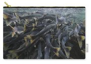 Pink Salmon Oncorhynchus Gorbuscha Carry-all Pouch