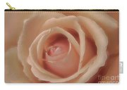 Pink Sensual Rose Carry-all Pouch