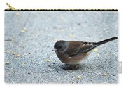Pink-sided Junco Carry-all Pouch
