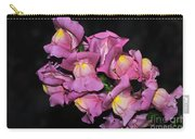 Pink Snapdragons 2 Carry-all Pouch