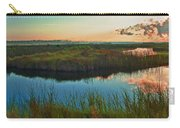 Pink Swamp Sunrise Carry-all Pouch