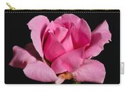 Pink Tea Rose Carry-all Pouch