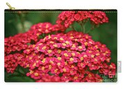 Pink Yarrow Carry-all Pouch