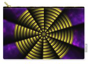 Pinwheel Carry-all Pouch by Christopher Gaston