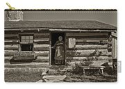 Pioneer Greeting Monochrome Carry-all Pouch