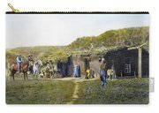 Pioneers Sod House, 1887 Carry-all Pouch