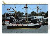 Pirate Ship Of The Matanzas Carry-all Pouch