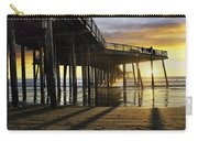 Pismo Beach Pier IIi Carry-all Pouch