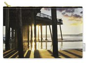 Pismo Pier Sunset II Carry-all Pouch