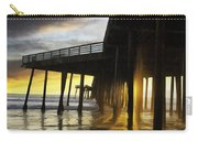 Pismo Pier Sunset IIi Carry-all Pouch