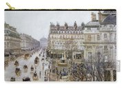 Pissarro: Theatre Francais Carry-all Pouch