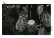 Pitcher Plant Inside The National Orchid Garden In Singapore Carry-all Pouch