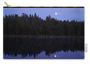 Pitkajarvi Nightscape Carry-all Pouch