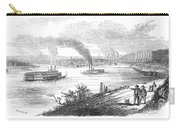 Pittsburgh, 1853 Carry-all Pouch