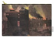 Pittsburgh: Furnaces, 1885 Carry-all Pouch