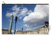Place Vendome. Paris. France. Carry-all Pouch