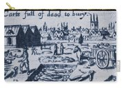 Plague, 1665 Carry-all Pouch