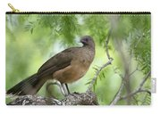 Plain Chachalaca  Carry-all Pouch