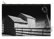 Plains Frontier Farm And Windmill Carry-all Pouch