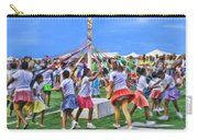 Plaiting The Maypole Carry-all Pouch