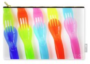 Plastic Cutlery Carry-all Pouch