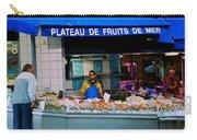 Plateau De Fruits De Mer Carry-all Pouch