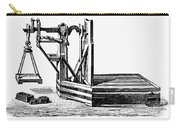 Platform Scale, C1900 Carry-all Pouch