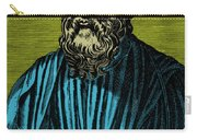 Plato, Ancient Greek Philosopher Carry-all Pouch