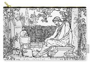 Plato (c427-c347 B.c.) Carry-all Pouch