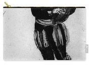 Playing Card, 1780 Carry-all Pouch