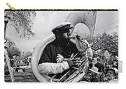 Playing To The Crowd - Bw Carry-all Pouch
