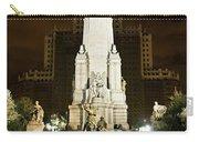 Plaza De Espana Madrid Spain Carry-all Pouch