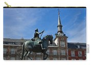 Plaza Mayor Carry-all Pouch