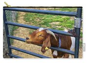 Please Exonerate Me - Billy Goat Carry-all Pouch